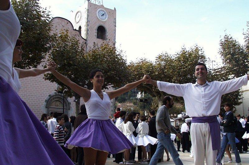 Aquest diumenge tindrà lloc la segona ballada de les Sardanes d'estiu que organitzen l'Agrupació sardanista