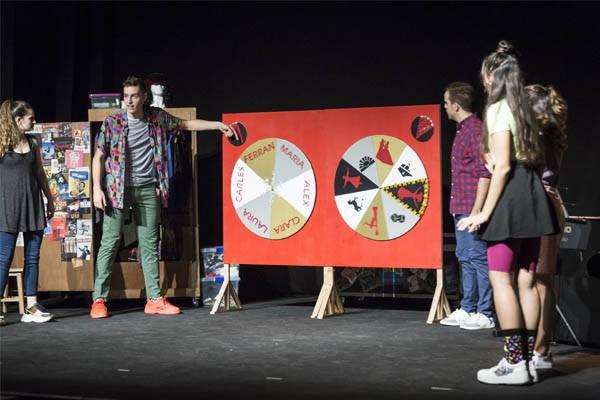 "El musical ""Una altra estrena"" arriba diumenge al Centre Moral"