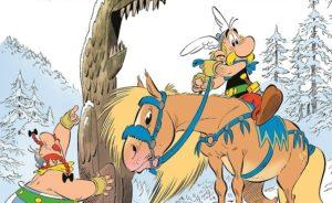 Demà arriba a les llibreries un nou còmic d'Astèrix, que anirà a la recerca del Griu, un ésser mitològic també present a la iconografia popular catalana