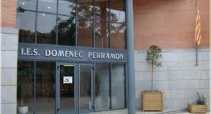 Es confinen dues aules de l'Institut Domènec Perramon al detectar un positiu a cadascuna d'elles