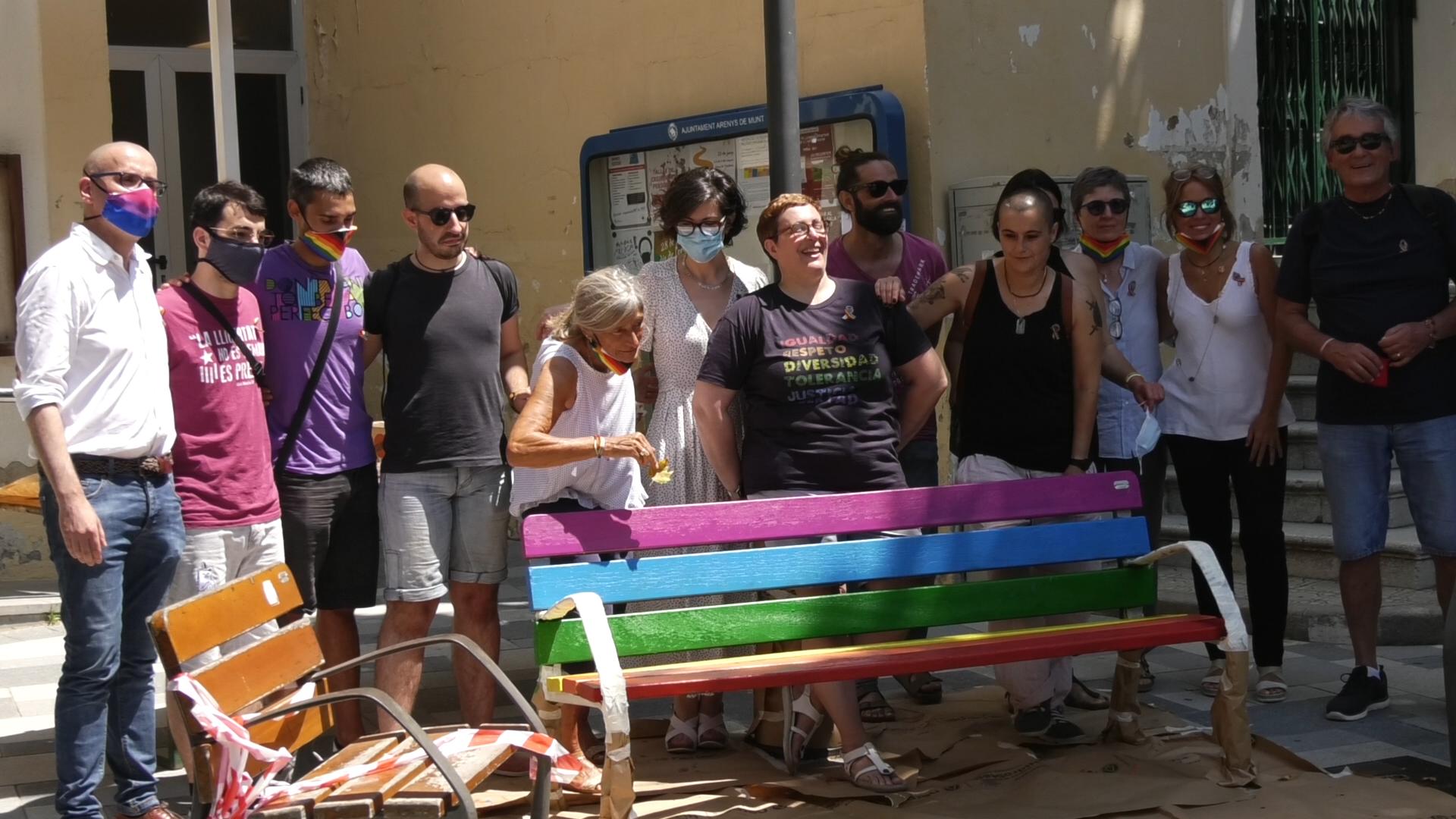 NOU REPORTATGE: Neix Amunt LGBTI, una associació per visibilitzar la comunitat LGBTI