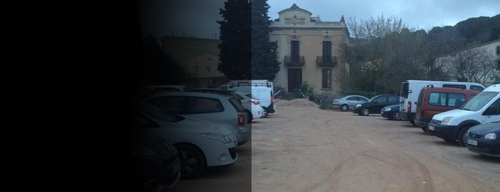 El governestudia fer un aparcament subterrani a Can Globus per quan s'hi facin les obres de la Residència i es perdin els estacionaments actuals
