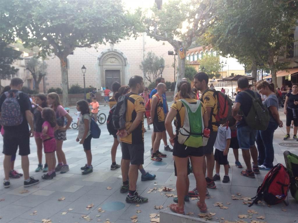 El dimecres 17 de juliol es farà la tradicional caminada nocturna fins la piscina municipal d'Arenys de Munt