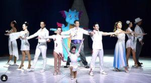 La gran família del Circ Smile arriba a Arenys de Munt amb l'espectacle Risoteràpia